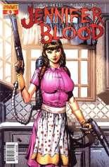 Jennifer Blood (2011-2014) #4 Variant D: 1:20 Variant