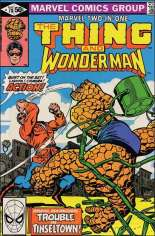 Marvel Two-In-One (1974-1983) #78 Variant B: Direct Edition