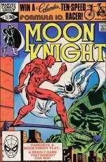 Moon Knight (1980-1984) #13 Variant B: Direct Edition