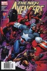 New Avengers (2005-2010) #12 Variant A: Newsstand Edition