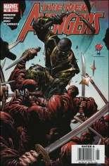 New Avengers (2005-2010) #13 Variant A: Newsstand Edition
