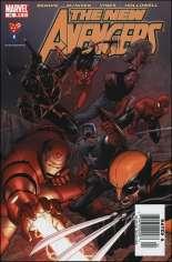 New Avengers (2005-2010) #16 Variant A: Newsstand Edition