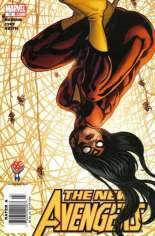 New Avengers (2005-2010) #15 Variant A: Newsstand Edition