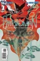 Batwoman (2011-2015) #1 Variant A