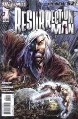 Resurrection Man (2011-2012) #1 Variant A