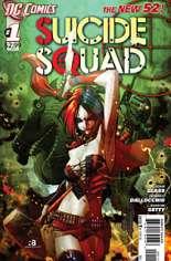 Suicide Squad (2011-2014) #1 Variant A