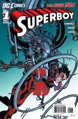 Superboy (2011-2014) #1 Variant A