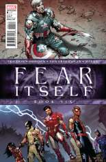 Fear Itself (2011-2012) #6 Variant A