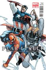 Fear Itself (2011-2012) #6 Variant C: 1:15 Variant