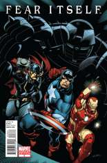 Fear Itself (2011-2012) #6 Variant E: 1:100 Variant