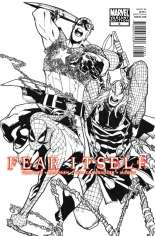 Fear Itself (2011-2012) #6 Variant F: Sketch Cover