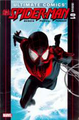 Ultimate Comics: Spider-Man (2011-2013) #1 Variant A: Not Polybagged