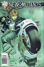 New Mutants (2003-2004) #10 Variant A: Newsstand Edition