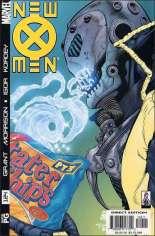 New X-Men (2001-2004) #124 Variant B: Direct Edition