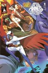 Battle of the Planets (2002-2003) #1 Variant L: Wizard World Convention Exclusive Cover