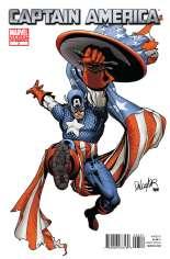 Captain America (2011-2012) #3 Variant B: 1:15 Variant