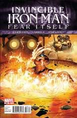 Invincible Iron Man (2008-2012) #508 Variant A