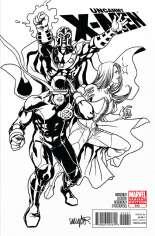 Uncanny X-Men (1963-2011) #543 Variant D: 1:52 Sketch Cover