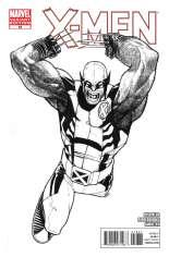 X-Men (2010-2013) #18 Variant C: Sketch Cover