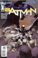 Batman (2011-2016) #1 Variant B: Direct Edition