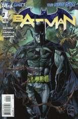 Batman (2011-2016) #1 Variant C: 1:5 Variant