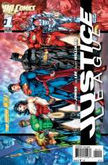 Justice League (2011-2016) #1 Variant E: 2nd Printing