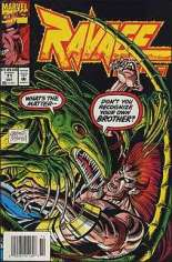 Ravage 2099 (1992-1995) #11 Variant A: Newsstand Edition
