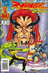 Ravage 2099 (1992-1995) #15 Variant A: Newsstand Edition