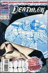 Deathlok (1991-1994) #Annual 2 Variant B: Polybagged w/ Card