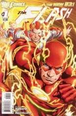 Flash (2011-2016) #1 Variant B: 1:5 Variant
