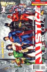 Justice League (2011-2016) #1 Variant G: Combo Pack; 2nd Printing