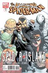 Amazing Spider-Man (1999-2014) #670 Variant B: Direct Edition
