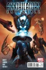 Annihilators: Earthfall #1 Variant A