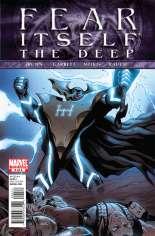 Fear Itself: The Deep #4