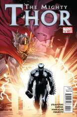 Mighty Thor (2011-2012) #6 Variant A