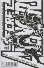 Secret Avengers (2010-2013) #16 Variant C: 2nd Printing