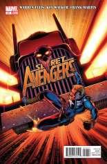 Secret Avengers (2010-2013) #17 Variant A