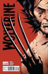 Wolverine (2010-2012) #16 Variant B: Direct Edition