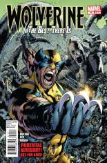 Wolverine: The Best There Is (2011-2012) #10