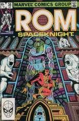 Rom (1979-1986) #38 Variant B: Direct Edition