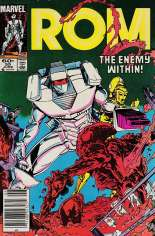 Rom (1979-1986) #55 Variant A: Newsstand Edition