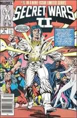 Secret Wars II (1985-1986) #6 Variant C: $1.00 Variant