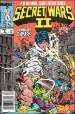 Secret Wars II (1985-1986) #8 Variant C: 95 Cent Variant