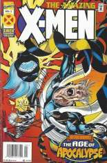Amazing X-Men (1995) #2 Variant A: Newsstand Edition