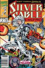 Silver Sable and the Wild Pack (1992-1995) #6 Variant A: Newsstand Edition