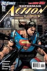 Action Comics (2011-2016) #2 Variant A