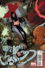 X-23 (2010-2012) #15 Variant A