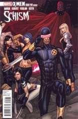 X-Men: Schism (2011) #5 Variant C: 1:15 Variant