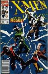 X-Men Classic (1990-1995) #62 Variant A: Newsstand Edition