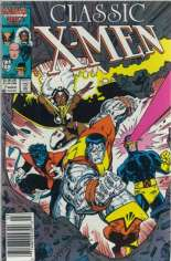 Classic X-Men (1986-1990) #7 Variant A: Newsstand Edition